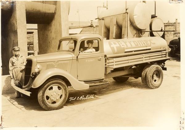 Sindicato de Trabajadores Petroleros en la República Mexicana 1935