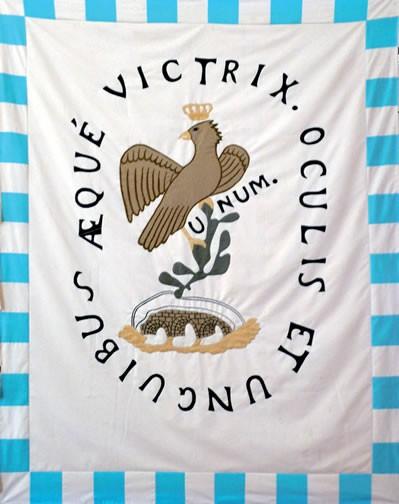 Las diversas banderas de México - Historia - Historia