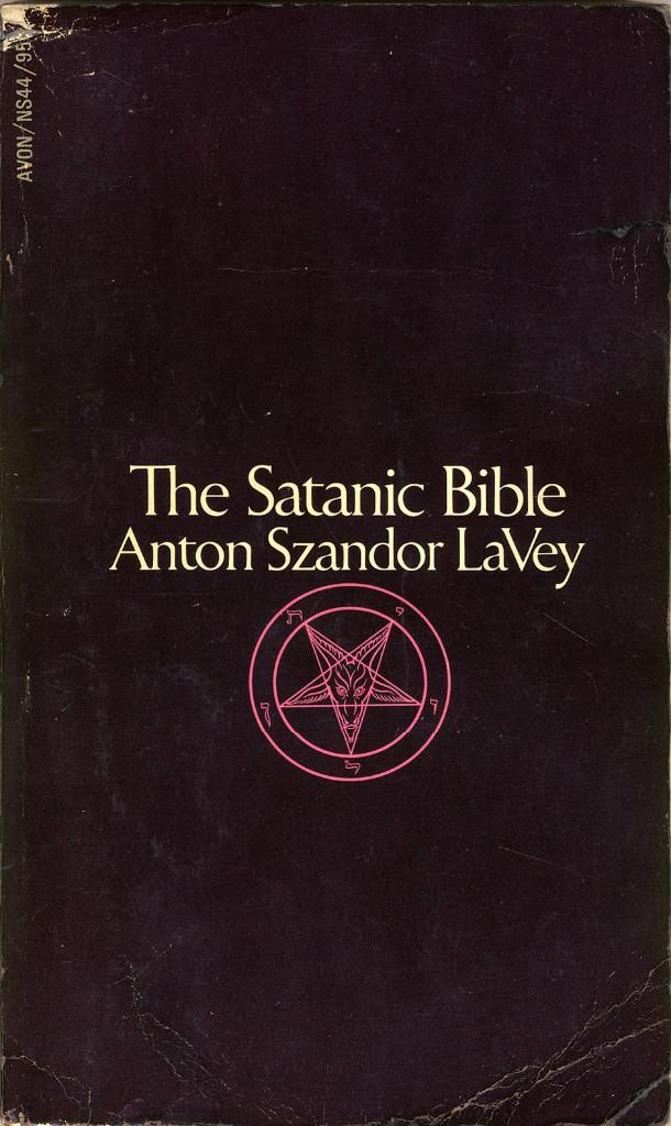 biblia satanica de Anton Szandor Lavey