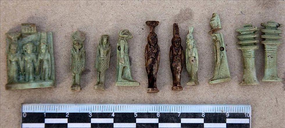 Древний артефакт наделал много шума в науЧном мире. этот пре.