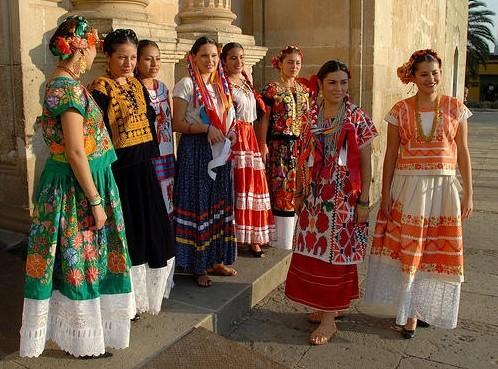 trajes tipicos de oaxaca 5