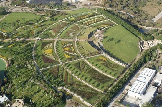 El jard n m s grande del mundo est en m xico noticias for Los jardines del califa