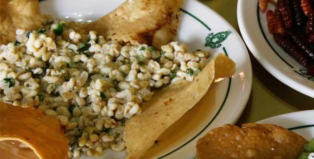 tacos-escamoles