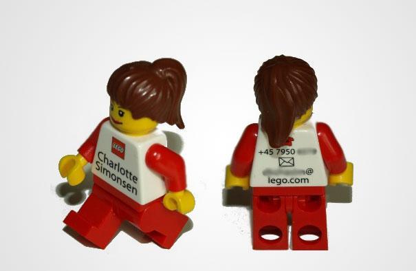 Agente personal lego