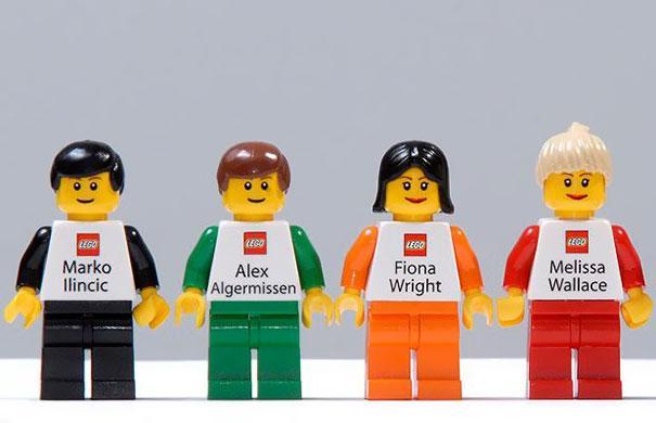 Tu propio agente personal de lego