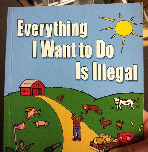 hacer ilegal