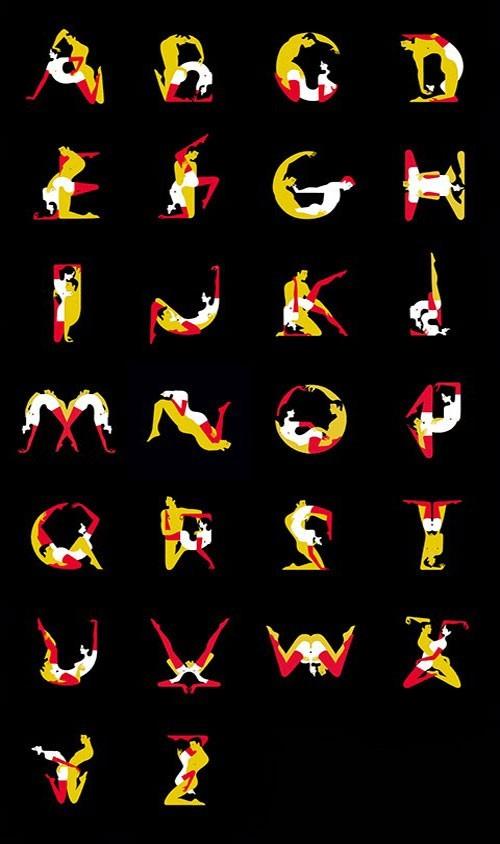 El alfabeto Kama Sutra de Malika Favre