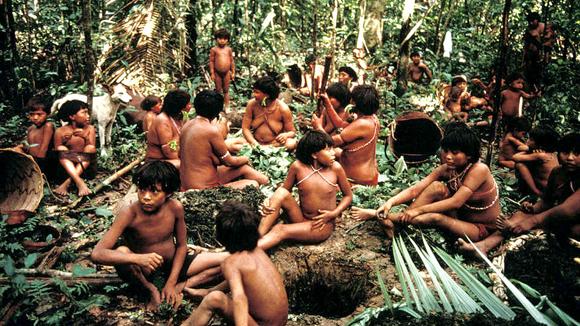 tribu-Yanomam