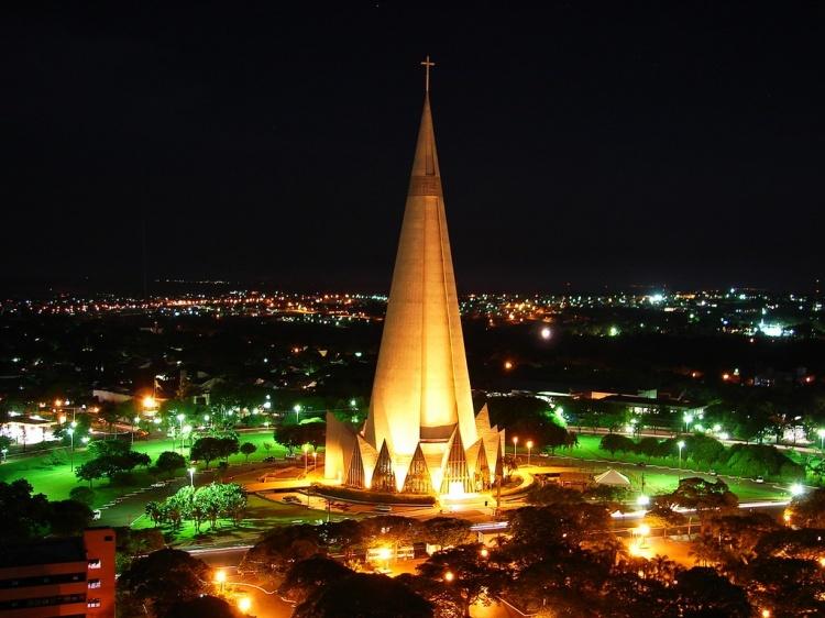 Catedral de Maringa, Brasil