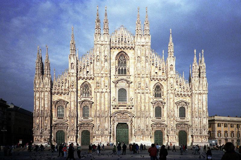 El Duomo di Milano, Italia