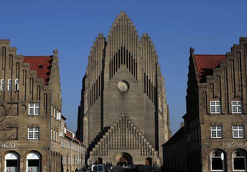 Iglesia de Grundtvig, Dinamarca
