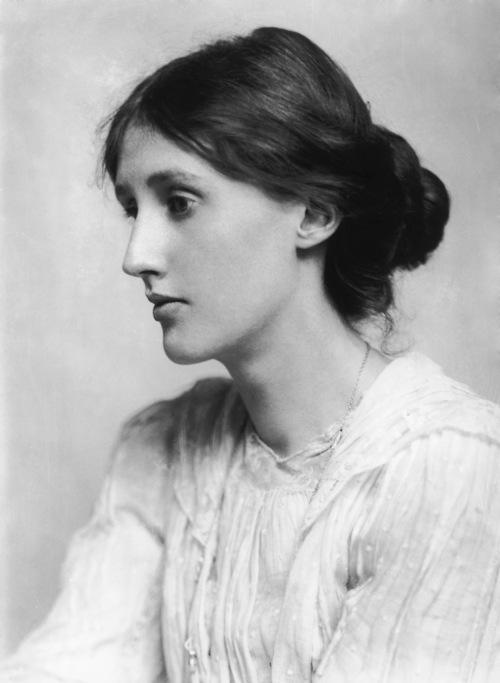 Grandes escritores Virginia Woolf