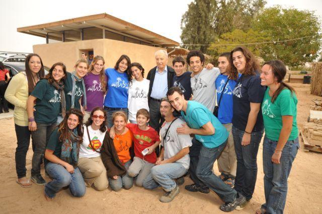 Kibbutz Volunteer, Israel