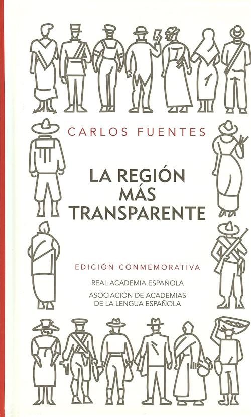 La región más transparente, de Carlos Fuentes
