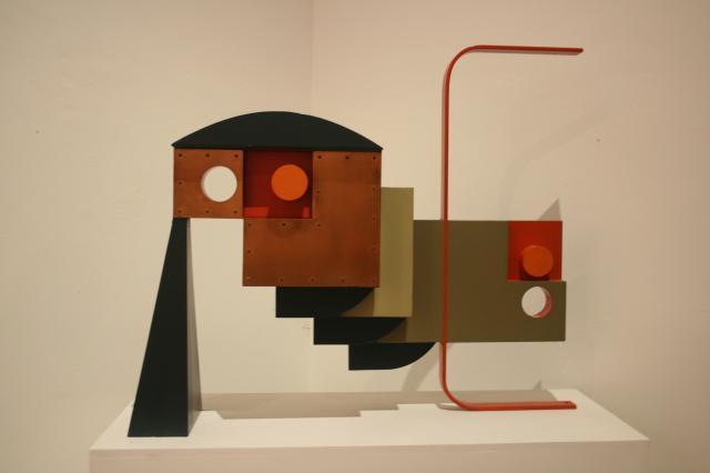 Manuel Felguérez. Invención constructiva - Arte - Arte