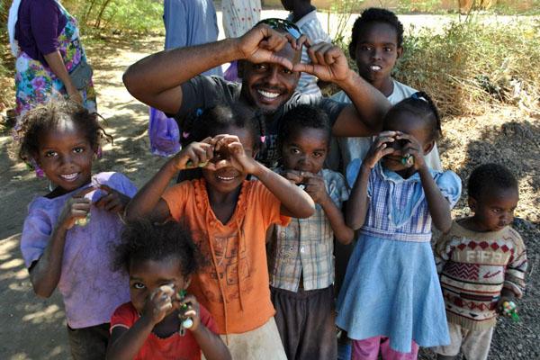 Sudan Volunteer Programme oportunidades para viajar gratis