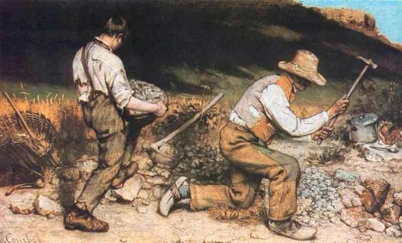 les casseurs de pierres