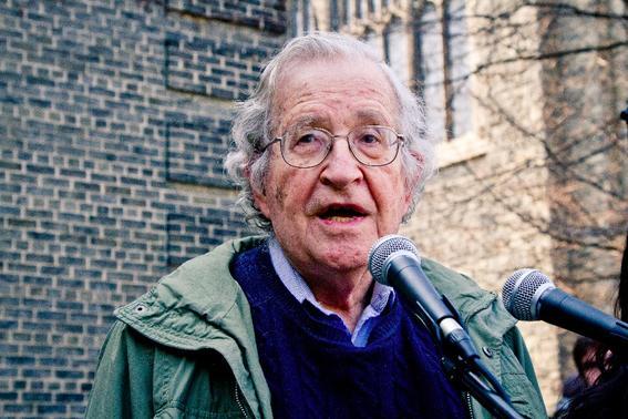 "Google Glass, una herramienta ""Orwelliana"" según Noam Chomsky"