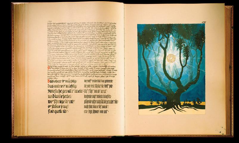 El libro rojo de Carl Jung - Letras - Letras