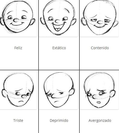 Expresiones faciales en diferentes culturas