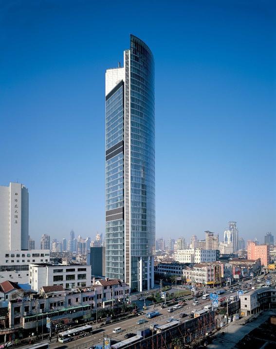 Arquitectura moderna de Norman Foster