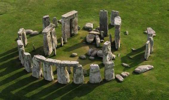 nuevas estructuras en stonehenge