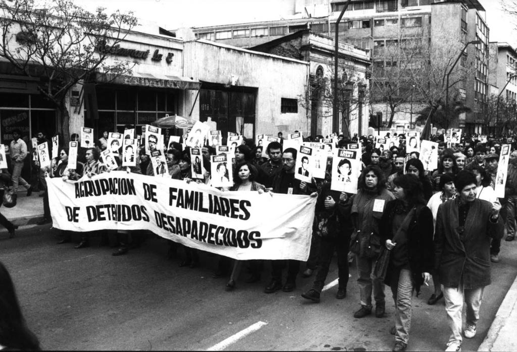 Dictaura. Chile.