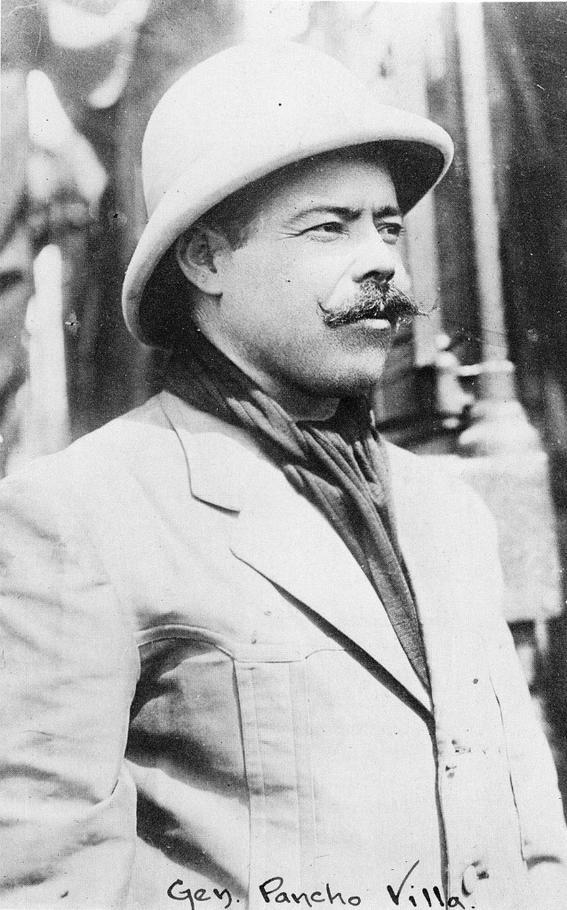 Revolución a la Mexicana: personajes