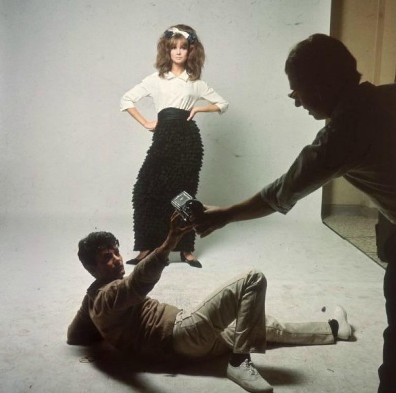 Richard Avedon and Jean Shrimpton in 1965slide_191894_378222_huge