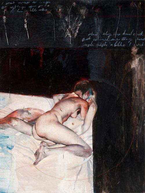 Jason Shawn Alexander: Dolencias en la pintura