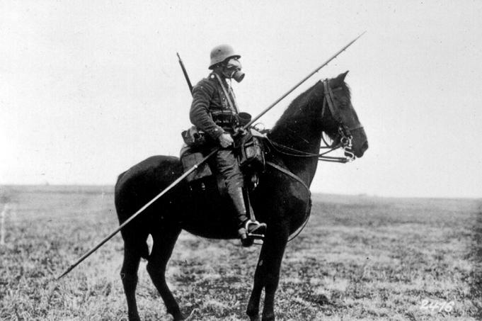 El Senor de Los Anillos podria estar inspirado en la Primera Guerra Mundial4