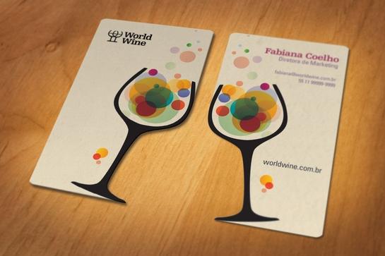 Las 30 tarjetas de presentaci n m s creativas dise o - Disenos de tarjetas ...