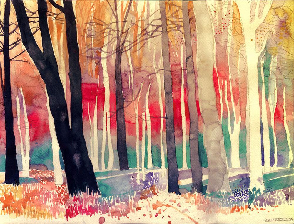 Maja Wronska- Coloreando el Mundo_4
