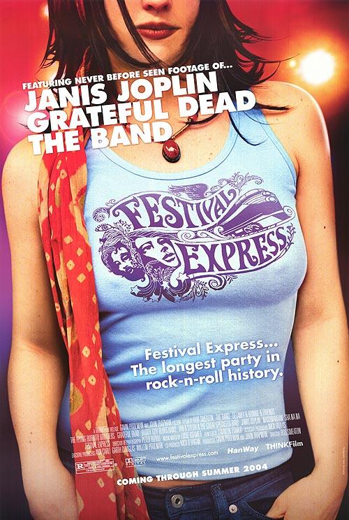 Documentary Festival Express