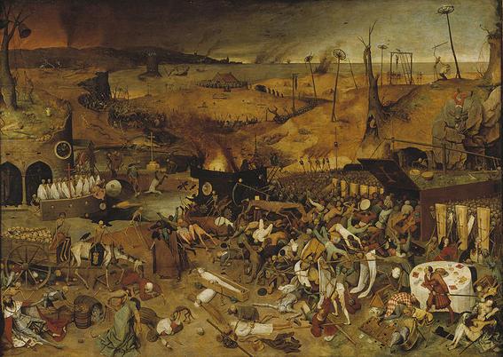 la muerte en el arte 7