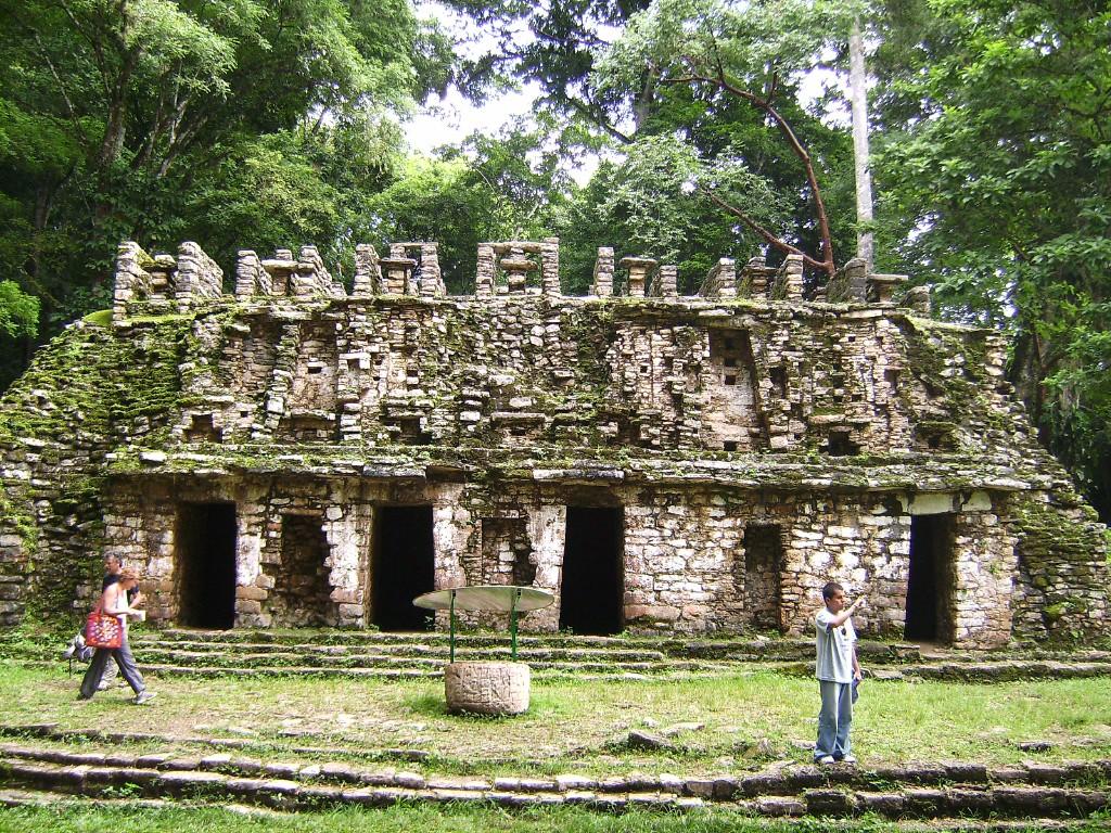 ecoturismo en México