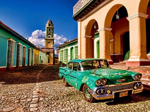 4 bandidos en La Habana