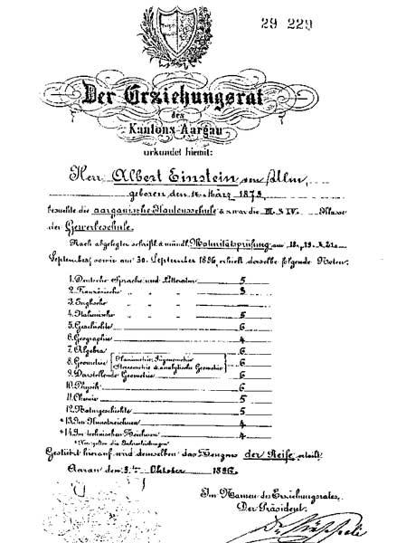 Albert_Einstein's_exam_of_maturity_grades_(bw)