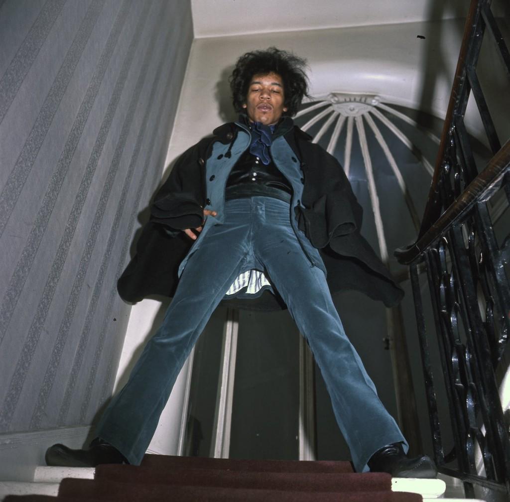 Ringo Starr vivió con Jimi Hendrix