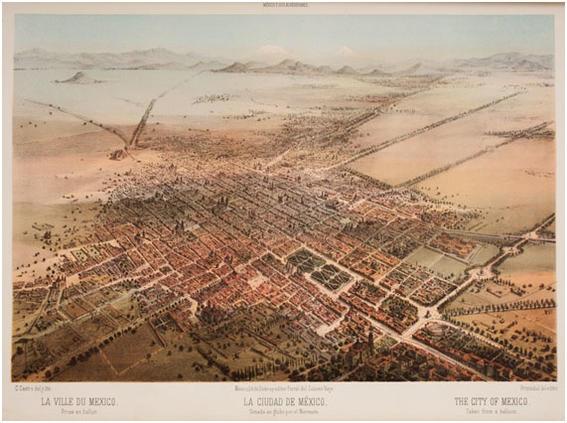 La ciudad de mexico