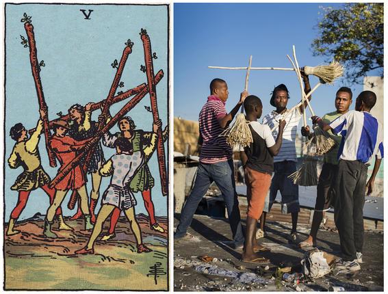 ghettos de Haití -  ghetto