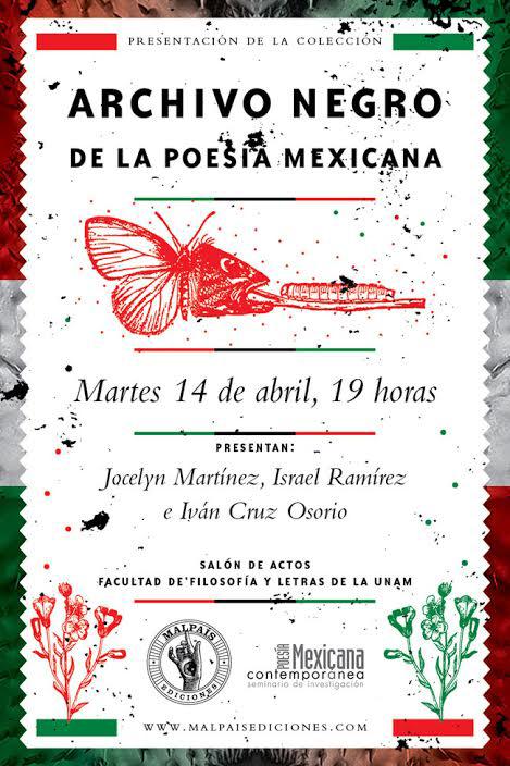 Archivo Negro de la Poesía Mexicana
