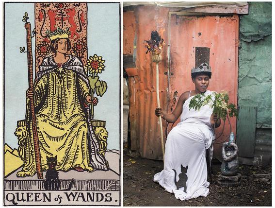 ghettos de Haití - queen
