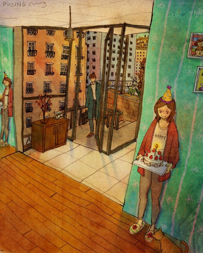 sweet-couple-love-illustrations-art-puuung-16__700