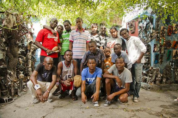ghettos de Haití - tarot haiti6