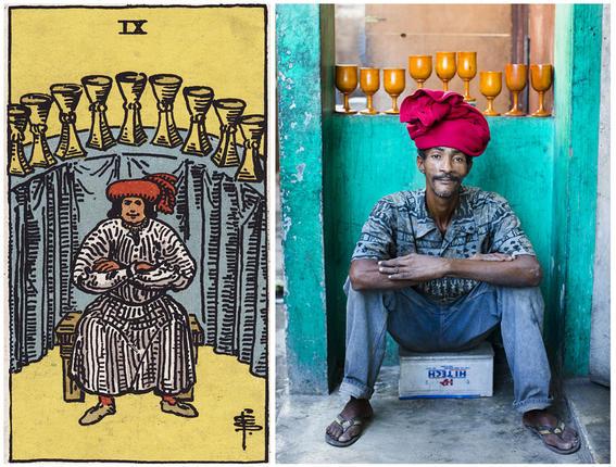 ghettos de Haití  -tarot haiti9
