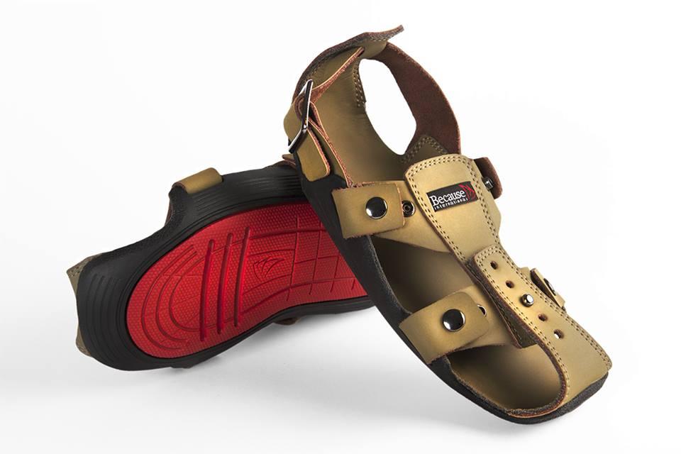 zapatos que crecen: modelo