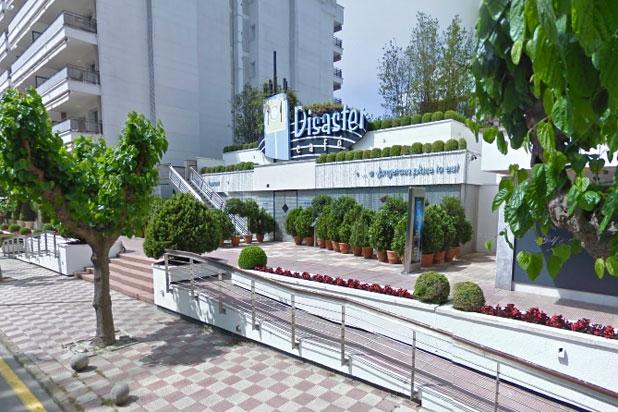 Disaster cafe
