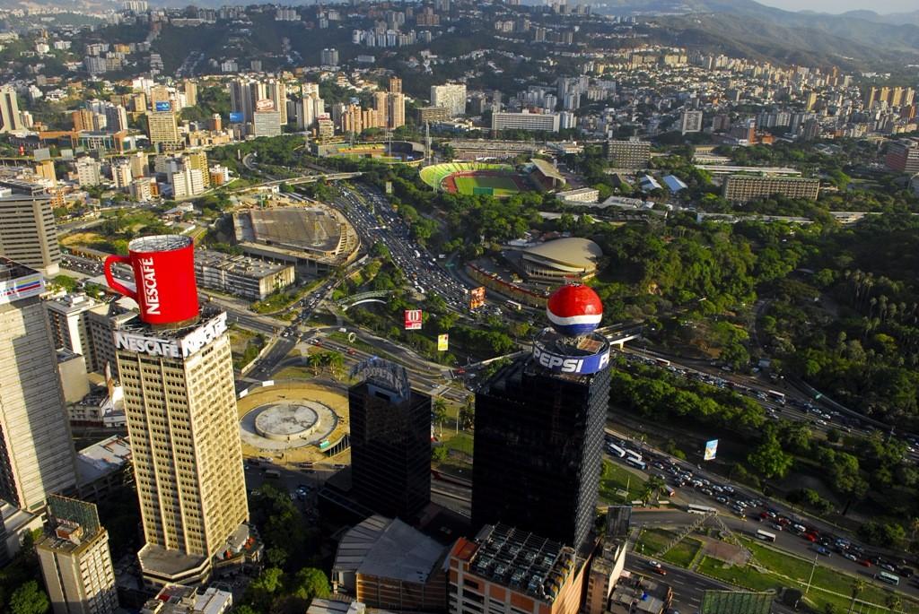 La-ciudad-de-Caracas
