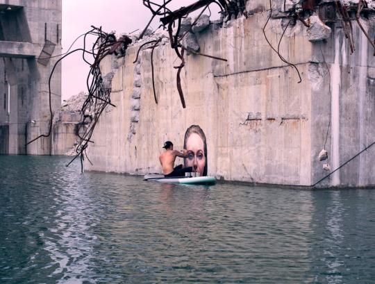 arte urbano a nivel del mar arte urbano 3